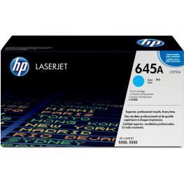 Hewlett Packard Toner Laser 645A Cyan 12.000Pg  C9731A