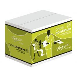 Fabrisa Caja 1500 Hojas.Papel 2 Copias240X12'' Blanco 16197