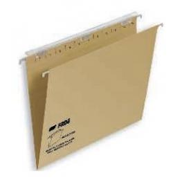 Fade Carpeta Colgante Folio Carton Kraft Visor Superior 400021891