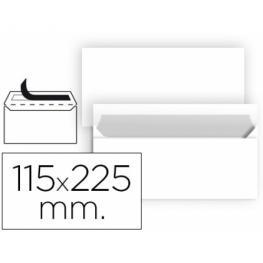 Caja 500 Sobres Americanos 115X225 Tira Silicona Open Practic Maespa 1790-As/o