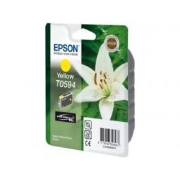 Epson Cartucho Inyeccion T0594 Amarillo C13T05944010