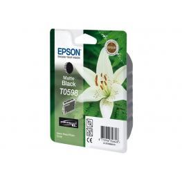 Epson Cartucho Inyeccion T0598 Negro Mate C13T05984010