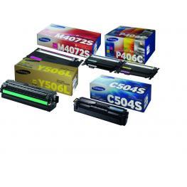Samsung Toner Laser Y5082 Amarillo  Clt-Y5082S/els