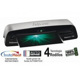 Fellowes Plastificadora Neptune A3 Grosor Max.175 Micras 570X180X125Mm 5721501