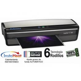 Fellowes Plastificadora Jupiter-2 A3 Grosor Max.250 Micras 539X208X129Mm 5733501