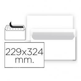 Caja 250 Sobres Din C-4 229X324 Maespa Solapa Rectra / Tira Silicona 2390-As