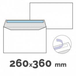 Caja 250 Sobres Folio Prolongado 260X360 Autodex Maespa 2590-As
