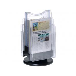 Archivo 2000 Expositor A4 Vertical Transparente 6106 Cs Tp