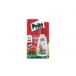 Pritt Pegamento  Cola Blanca 100 Gr Aplicador 2 En 1 la Boquilla No Se Seca  1266930
