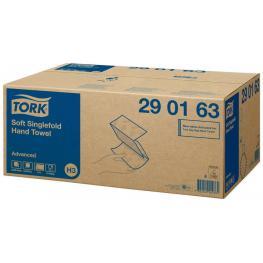 Tork Recambio Toallas 230 X 250 Mm 250 Servicios 2 Capas Para H3 System 290163