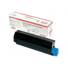 Oki Toner Laser  Magenta  42127455