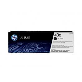 Hp Toner Laser 43X Negro Para 9000, 9040 y 9050 30000 Paginas C8543X