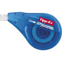 Tipp-Ex Cinta Correctora Easy Correct 4.2Mmx12M Azul Lateral 8290351