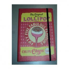 Dohe Cuaderno A5 Serie Chupa Chups - The Original Lollipop 39967