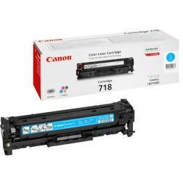 Canon Toner Laser 718 Negro Pk2 2662B005