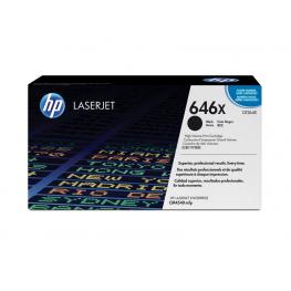 Hp Toner Laser 646X Negro  Ce264X