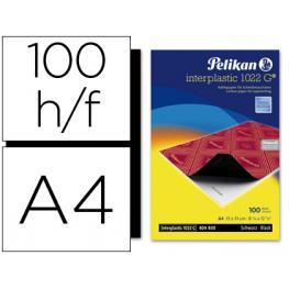 Papel Carbon Pelikan Negro Interplastic 1022 G Tamaño A4 Caja de 100 Unidades 404400