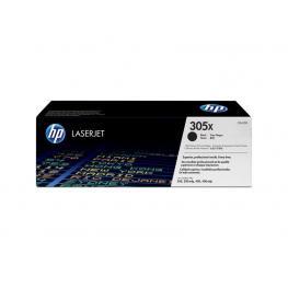 Hewlett Packard Toner Laser 305X Negro  Ce410X