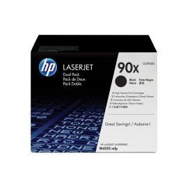 Hewlett Packard Toner Laser 90X Negro Pack 2  Ce390Xd