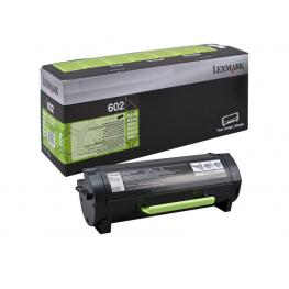 Lexmark Toner Laser 602 Negro  60F2000