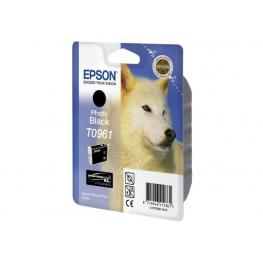 Epson Cartucho Inyeccion T0961 Negro Blister C13T09614010