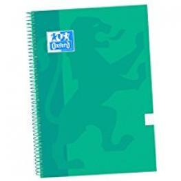 Oxford Cuaderno 80H A4 Cuadricula 5X5 400040983