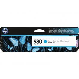Hewlett Packard Cartuchos Inyeccion 980 Cyan  D8J07A