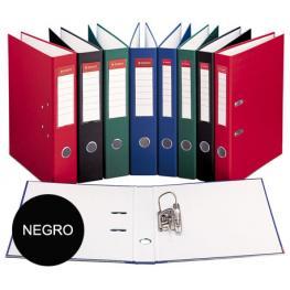 Esselte Archivador Palanca Folio Lomo 75Mm Negro 42304