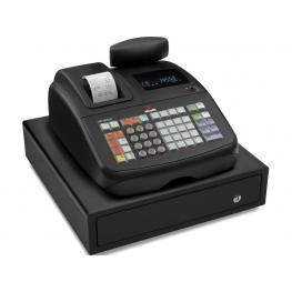 Olivetti Caja Registradora Ecr 6800 Ld Display Alfanumérico Con Cajón Grande Negra B4631001