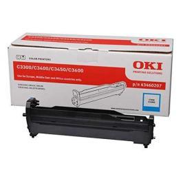 Oki Tambores Laser  Cyan  43460207