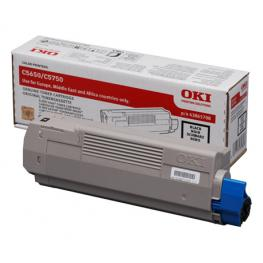 Oki Toner Laser  Negro  43865708