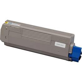 Oki Toner Laser  Amarillo  44315305
