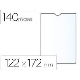 Esselte C.100 Fundas Portacarnets 122X172Mm Pvc Transparente