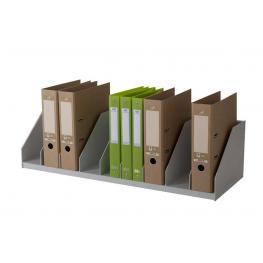 Paperflow Clasificador 9 Huecos Standard 21X80,2X29 Cm Gris 4944.02