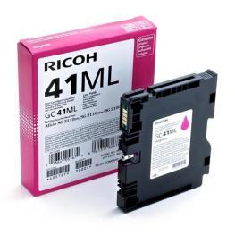 Ricoh Cartucho de Gel Gc-41Ml Magenta 600Pg