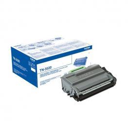Brother Toner Laser Negro 20000 Paginas Tn-3520Bk