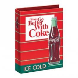 Carpeta 4 Anillas 40Mm Coca Cola Coke 50275