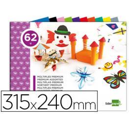 Bloc Manualidades Multiple Premiun A4 62H Colores Liderpapel Tm12