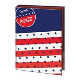 Carpeta Dohe 4 Anillas 40Mm Tamaño Fº Coca Cola Star 50456