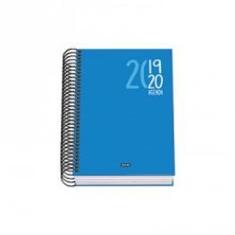 Dohe Agenda Escolar Sigma Dia/pagina A-6 Azul 50797