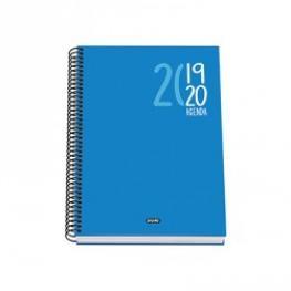 Dohe Agenda Escolar Sigma Semana/vista A-5 Azul 50798