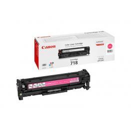 Canon Toner Laser 718 Magenta 2660B002