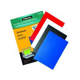 Fellowes Pack de 100 Portadas Pp Azul A4 300 Micras 5476901