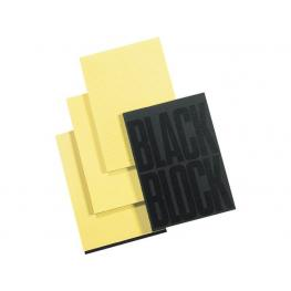 Exacompta Bloc Notas Black Block 70H A4 Horizontal Amarillo 5702E