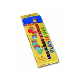 Jovi Pasta Moldeadora Plastilina Barras 15 Gr Colores Surtidos 90/15