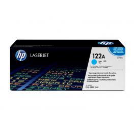 Hewlett Packard Toners Laser 122A Cyan  Q3961A
