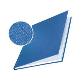 Leitz Tapa Impessbind Caja 10 Ud Azul Lomo 3,5Mm Rígidas 73900035