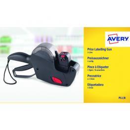 Avery Etiquetadora de Precios Hl-820Ver de 1 Linea de Impresión 8 Caracteres Pl 1/8