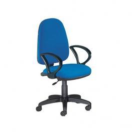 Rocada Silla Oficina Rd-930/3 Azul Tela Ignifuga