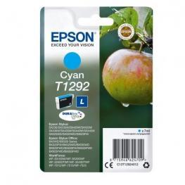 Epson Cartucho Inyección Cián 7Ml T129 Stylus B42Wd/bx305/320/525/535/625 C13T12924012